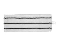 МОП плоский (микрофибра+жесткий абразив), кр. универсал. 400мм.