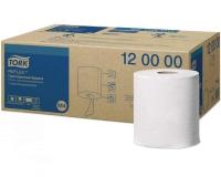 """120000 Tork """"Reflex"""" Протирочный материал бумажный центральная вытяжка в рулоне 270м."""