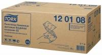 """120108 Tork """"Singlefold"""" Полотенца листовые бумажные V(ZZ) сложения"""
