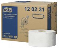"""120231 Tork """"Mini Jumbo"""" Туалетная бумага 170м."""