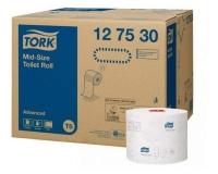 "127530 Tork ""Mid-Size"" Туалетная бумага мини рулоны 100м."