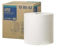 130042 Tork Плюс Протирочны материал бумажный универсальный со съемной втулкой в рулоне 255м.