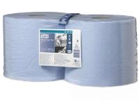 130052 Tork Плюс Протирочны материал бумажный универсальный со съемной втулкой в рулоне 255м.