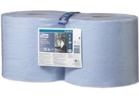 130081 Tork Протирочный материал бумажный суперпрочный со съемной втулкой в рулоне 120м.