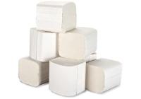 210 Листовая туалетная бумага V сложения, 2-слоя, 200 листов.