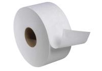 207 Туалетная бумага с перфорацией, 2-слоя, белая, 170м.