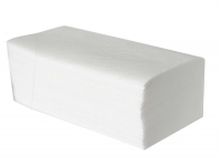 821 Полотенца листовые бумажные V(ZZ) сложения, слой 2, 200 листов, 36г/м2.