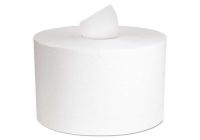 225 Туалетная бумага центральная вытяжка, 2-слоя, 150м.