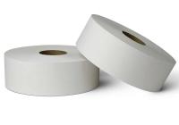 248 Туалетная бумага в больших рулонах без перфорации ЭКОНОМ, 1-слой, 480м.