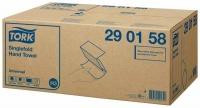 """290158 Tork """"Singlefold"""" Полотенца листовые бумажные V(ZZ) сложения"""