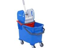 Система для мытья пола | Ведро на колесах 25л и 10л
