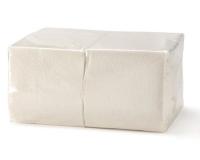 400 Салфетки бумажные сервировочные БигПак [240мм²] белые