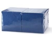 403 Салфетки бумажные сервировочные БигПак [240мм²] синие