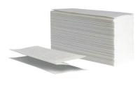 862 Полотенца листовые бумажные Z сложения, слой 2, 150 листов, 34г/м2.