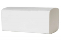 V1-200 Полотенца листовые бумажные V(ZZ) сложения, слой 1, 200 листов, 30-34г/м2.