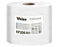 KP206 Полотенца бумажные в рулонах центральная вытяжка 180м. Veiro Professional