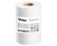KP208 Полотенца бумажные в рулонах центральная вытяжка 100м. Veiro Professional
