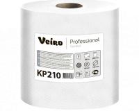 KP210 Полотенца бумажные в рулонах центральная вытяжка 200м. Veiro Professional