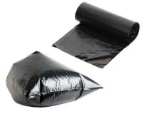 "Мешки для мусора ""ПВД"" в рулоне (ровное дно), 120 литров, 40 мкм., 10шт./рул."