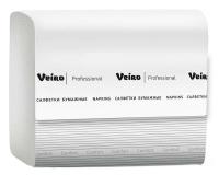 NV211 Салфетки бумажые столовые V сложения Veiro Professional