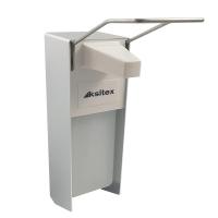 Ksitex SM-1000 Локтевой дозатор для мыла. Корпус: алюминий, ёмкость: 1000мл