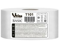 T101 Туалетная бумага в больших рулонах 450м. Veiro Professional
