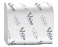 TV201 Листовая туалетная бумага V сложения Veiro Professional